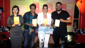 Manisha Koirala graces the book launch of 'Happy Ness'