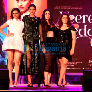 Kareena Kapoor, Sonam Kapoor and others attend 'Veere Di Wedding' music launch