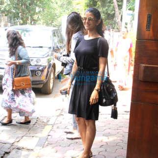Nimrat Kaur snapped in Mumbai