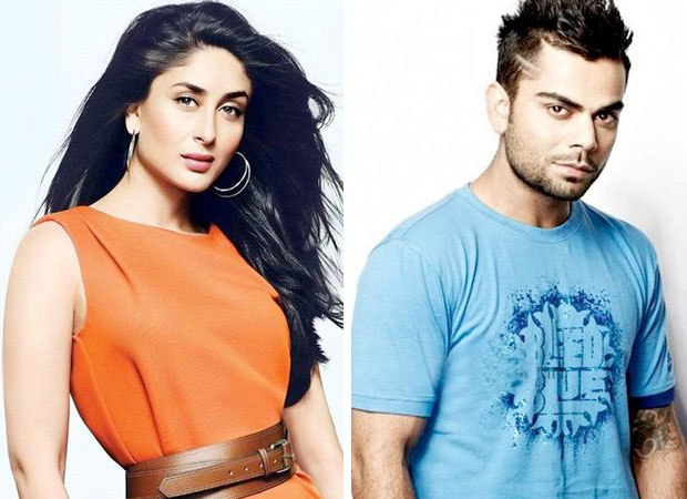 Oh La La! Kareena Kapoor Khan confesses that she finds Virat Kohli HOT!