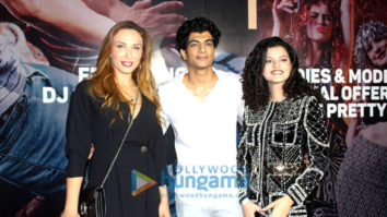Palash Muchhal's birthday bash