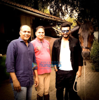 On The Sets Of The Movie Panipat