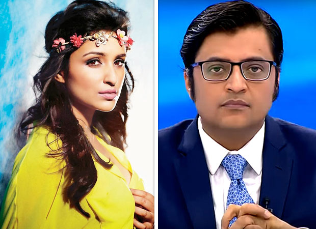 Parineeti Chopra gets trolled online after announcing collaboration with Arnab Goswami