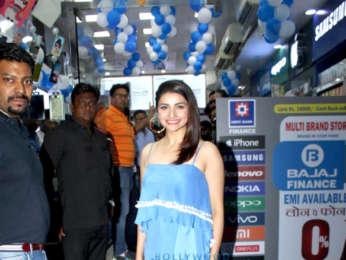 Prachi Desai snapped shopping at Irla