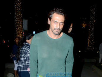 Preity Zinta and Arjun Rampal spotted at Yauatcha in BKC