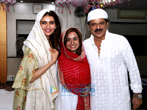 Rajesh Khattar and Vandana Sajnani Khattar organize langar at a Gurudwara in Mumbai (5)