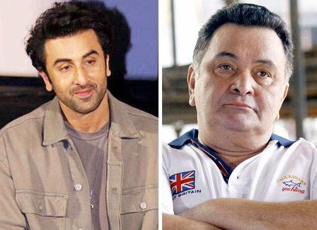 Ranbir Kapoor's REACTS on dad Rishi Kapoor's emotional outburst after watching Sanju trailer