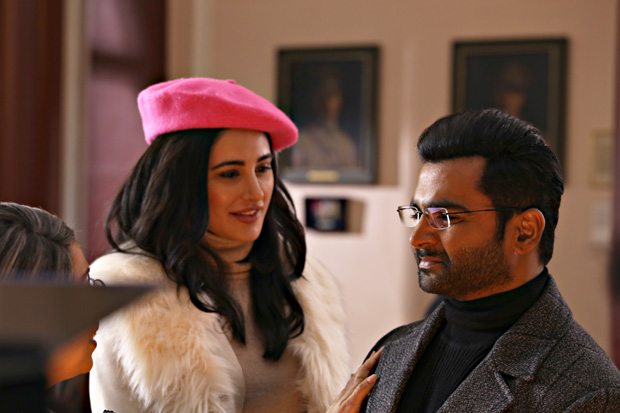 Sachiin Joshi wraps up shoot with Nargis Fakhri for his upcoming film Amaavas
