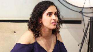 "Sanya Malhotra ""I am a very introvert person but post DANGAL…"" Vishal Bharadwaj Churiyan"