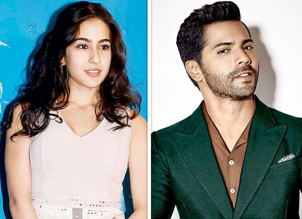 Sara Ali Khan has NOT yet been approached for Varun Dhawan's Rannbhoomi