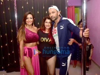 Smilly Suri Celebrates her birthday with Mohit, Devi Suri and Terrance Lewis