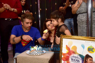 Smilly Suri Celebrates her birthday with Mohit, Devi Suri and Terrance Lewis