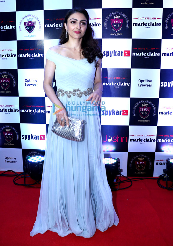 Soha Ali Khan celebrates the Country launch in India