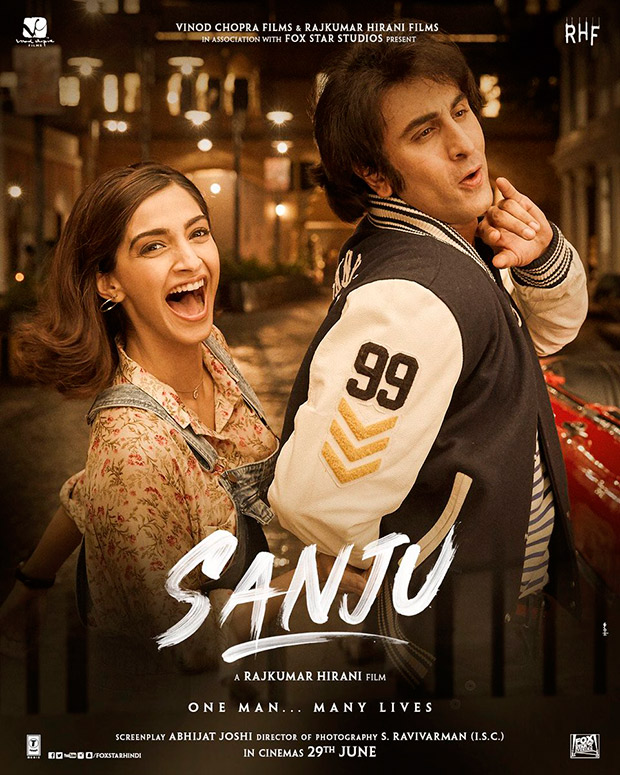Sonam Kapoor's FIRST look from Sanju out! Ranbir Kapoor as a lost-in-love, young Sanjay Dutt looks impressive!