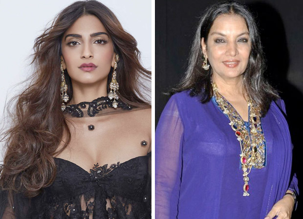 Sonam Kapoor's godmother Shabana Azmi would have to skip the wedding