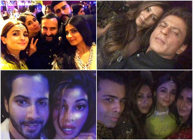 Sonam Kapoor - Anand Ahuja Reception Shah Rukh Khan, Salman Khan, Kareena Kapoor, Alia Bhatt, Arjun Kapoor, Varun Dhawan, Ranveer Singh have a gala time