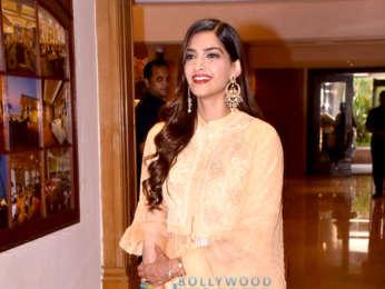 Sonam Kapoor Ahuja, Swara Bhaskar promote Veere Di Wedding at Sun n Sand in Juhu