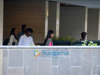 Sonam Kapoor and Anand Ahuja spotted loooking for a new house in Bandra