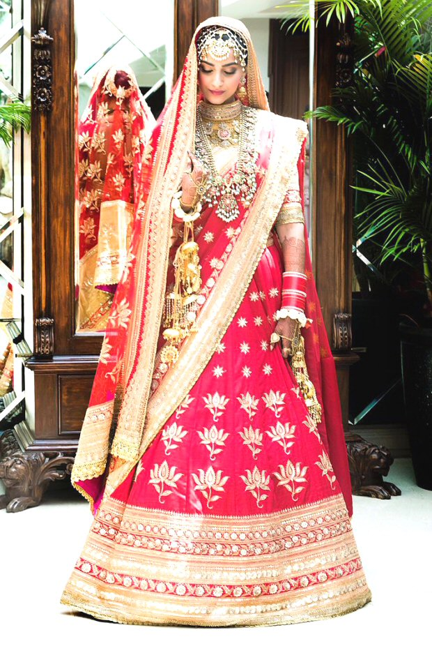 Sonam Kapoor And Anand Ahuja Wedding And So Their