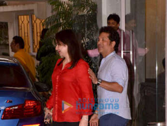 Special screening of '102 Not Out' at Sunny Super Sound in Juhu
