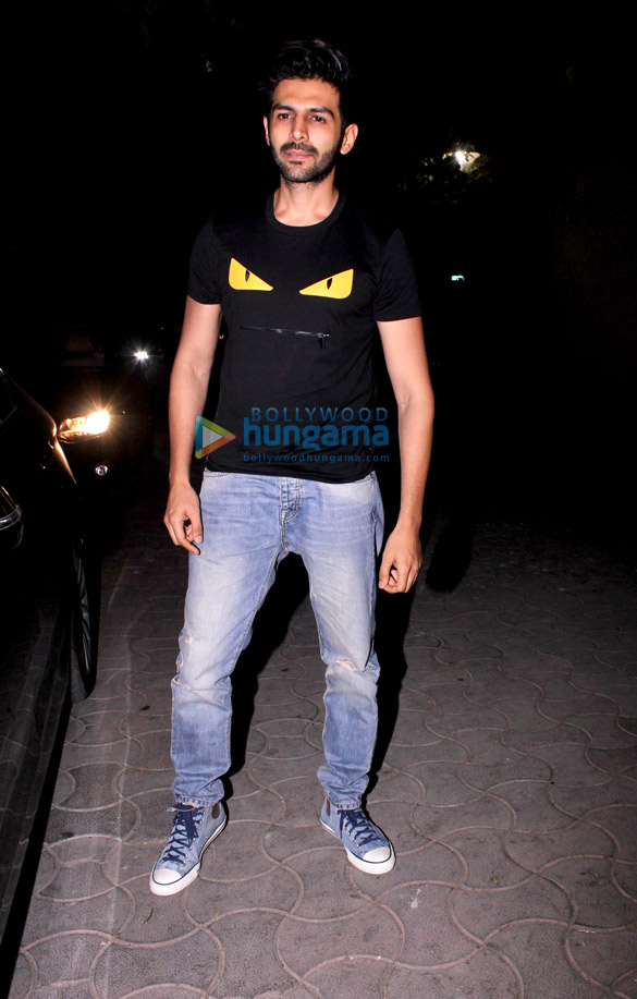 Special screening of 102 Not Out at Yash Raj Studio
