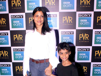 Special screening of 'Blue Planet II'