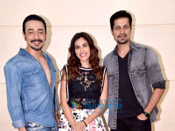 Sumeet Vyas, Sonnalli Seygall and others promote their film High Jack