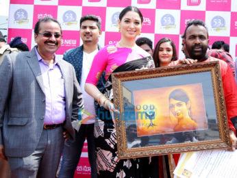 Tamannaah Bhatia inaugurates Smart Mobile Store
