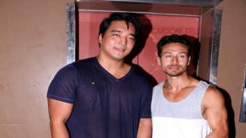 Tiger Shroff, Disha Patni and Ringzing spotted at PVR, Juhu