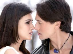 Tiger Shroff and Kriti Sanon get nostalgic as Heropanti completes four years