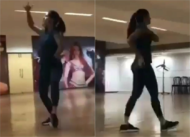 WATCH: Katrina Kaif keeps up with intense dance rehearsals for Thugs Of Hindostan