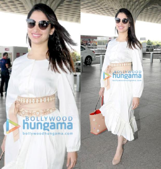 Weekly Celebrity Airport Style - Tamannaah Bhatia