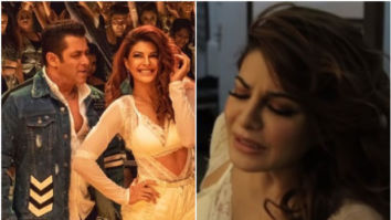When Jacqueline Fernandez injured herself while shooting for 'Heeriye' with Salman Khan