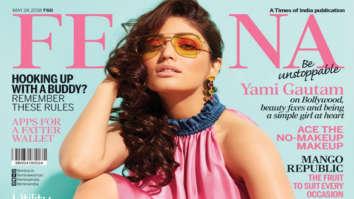 Yaami Gautam On The Cover Of Femina