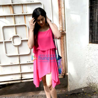 Adah Sharma snapped in Juhu
