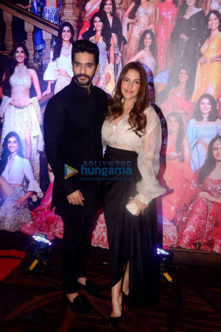 Angad Bedi, Neha Dhupia, Manushi Chhillar snapped at Femina Miss India 2018