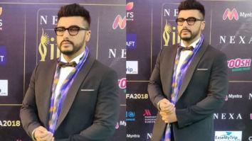 Arjun Kapoor at IIFA 2018 Awards (Featured)