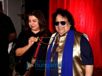 Bappi Lahiri and Farah Khan grace the poster launch of the film Do Pal Pyar Ke