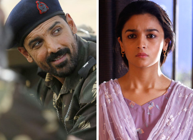Box Office Parmanu - The Story of Pokhran collects Rs. 1.79 crore, Raazi brings in Rs. 0.85 crore on Monday