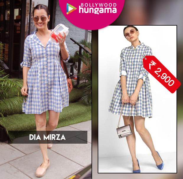 Celebrity Splurges - Dia Mirza