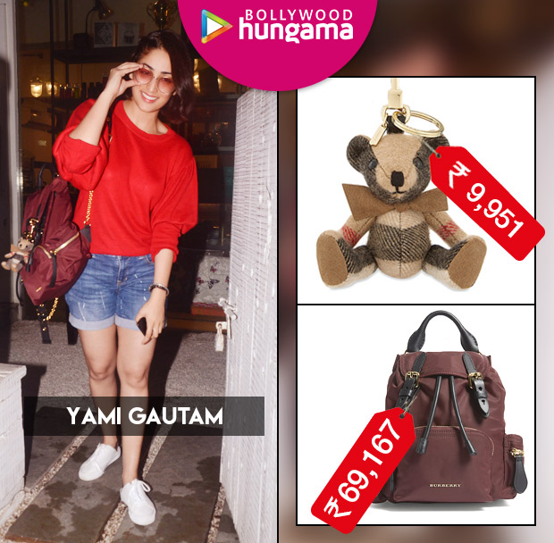 Celebrity Splurges - Yami Gautam