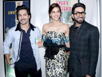 Celebs attend the IIFA 2018 press conference at J W Marriott in Juhu
