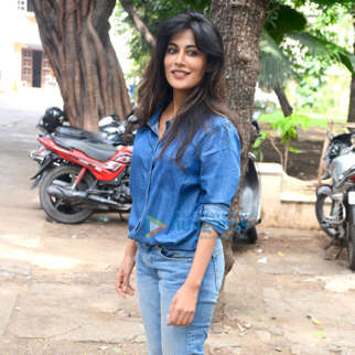 Chitrangda Singh and Yuvraj Singh snapped at Mehboob Studio