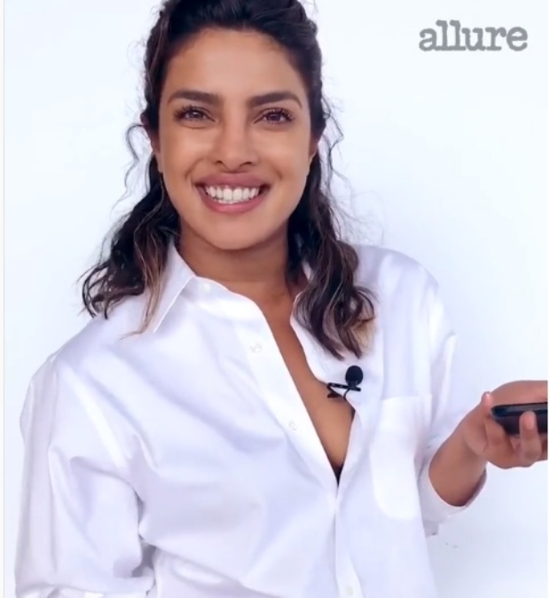 WATCH: Priyanka Chopra features on Allure's first digital cover; has the SASSIEST CLAPBACKS for outdated 90s beauty headlines