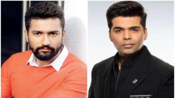 After Raazi, Vicky Kaushal to star in Karan Johar's horror comedy?