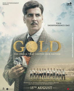 First Look Of Gold