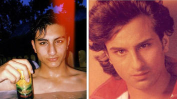 Ibrahim Khan's UNCANNY resemblance to dad Saif Ali Khan will intrigue you