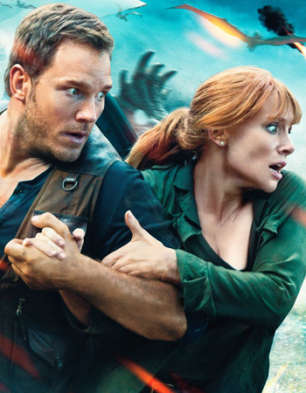 Jurassic World Fallen Kingdom (English) Review