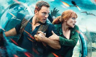 Jurassic World Fallen Kingdom (English) Review