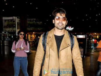 Kareena Kapoor Khan, Saif Ali Khan and others snapped at the airport